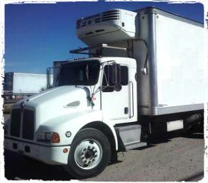 camion doble t